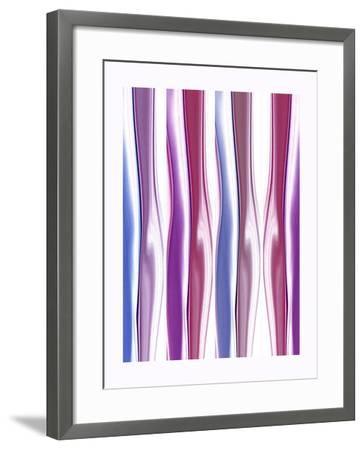 Body Kisses 3-Kenny Primmer-Framed Art Print
