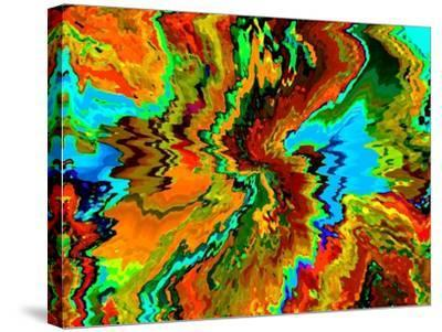 Intoxicating Color-Ruth Palmer-Stretched Canvas Print