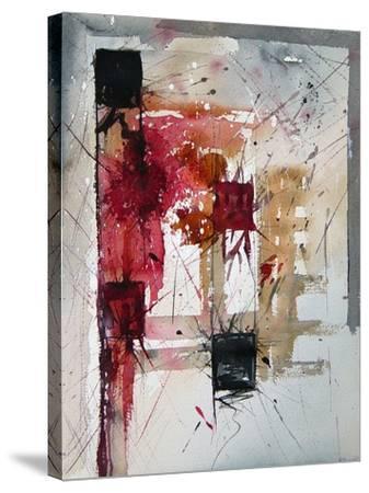 Watercolor 171205-Pol Ledent-Stretched Canvas Print