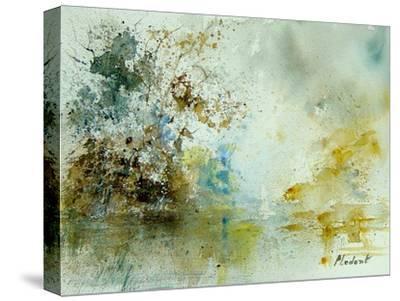 Watercolor 120605-Pol Ledent-Stretched Canvas Print