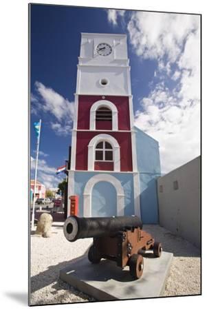 Willem III Tower Oranjestad Aruba-George Oze-Mounted Photographic Print