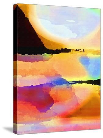 Color Field-Ruth Palmer-Stretched Canvas Print