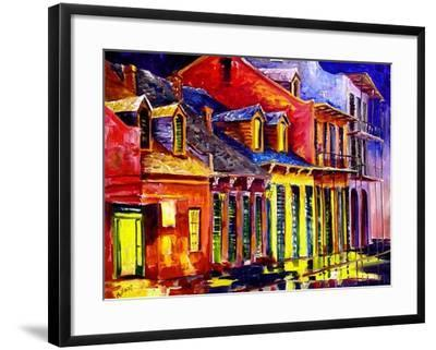 Late Night New Orleans-Diane Millsap-Framed Art Print