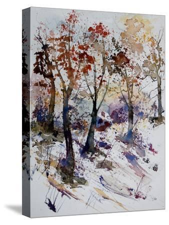 Watercolor 201206-Pol Ledent-Stretched Canvas Print