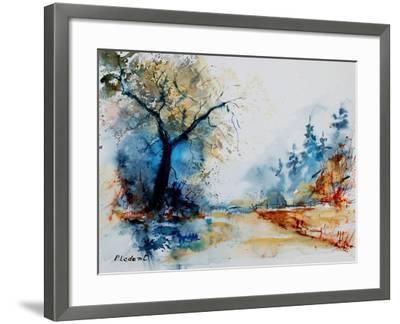 Watercolor 2407062-Pol Ledent-Framed Art Print