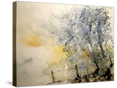 Watercolor 240505-Pol Ledent-Stretched Canvas Print