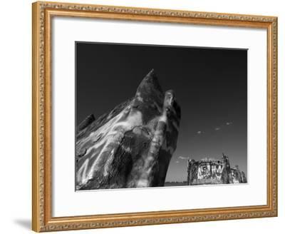 Cadillac Ranch 2-John Gusky-Framed Photographic Print