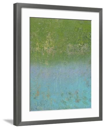 Shang ra  la de da-Ricki Mountain-Framed Art Print