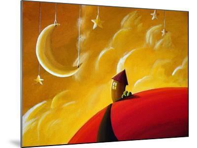 Goodnight Moon-Cindy Thornton-Mounted Art Print