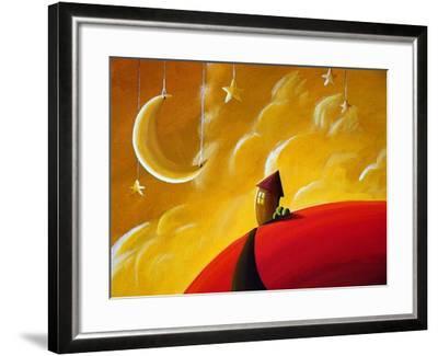 Goodnight Moon-Cindy Thornton-Framed Art Print
