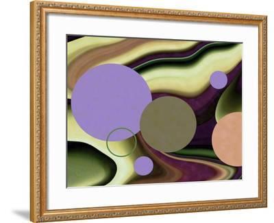 Just Floating One-Ruth Palmer-Framed Art Print