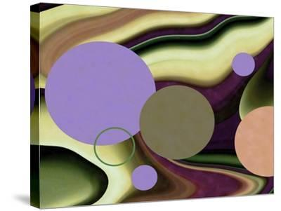 Just Floating One-Ruth Palmer-Stretched Canvas Print
