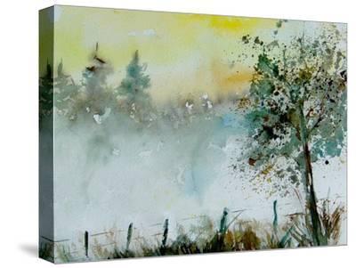 Watercolor Mist-Pol Ledent-Stretched Canvas Print
