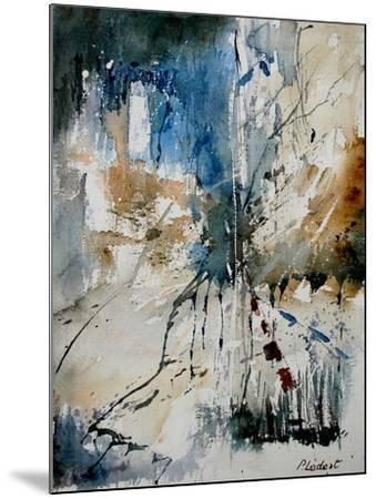 Watercolor 801162-Pol Ledent-Mounted Art Print