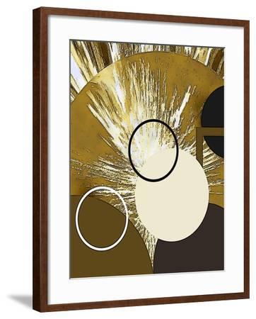 Coffee Break One-Ruth Palmer-Framed Art Print