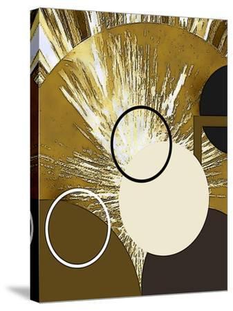 Coffee Break One-Ruth Palmer-Stretched Canvas Print