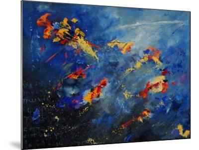 Abstract 971207-Pol Ledent-Mounted Art Print