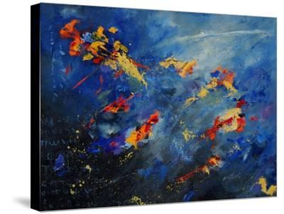 Abstract 971207-Pol Ledent-Stretched Canvas Print