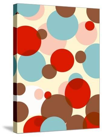 Acme Junk Yard I-Ricki Mountain-Stretched Canvas Print