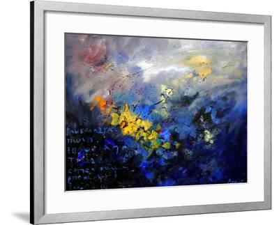 Abstract 791207-Pol Ledent-Framed Art Print