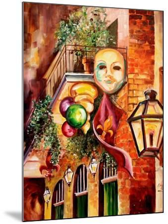 Mardi Gras Night-Diane Millsap-Mounted Art Print