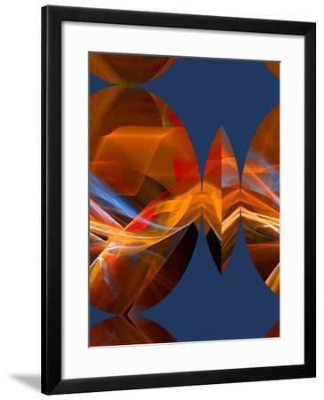 Squeezed-Ruth Palmer-Framed Art Print