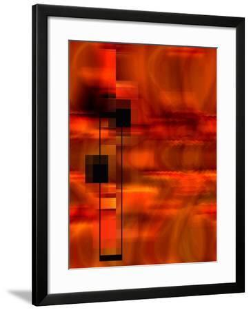 Slow It Down One-Ruth Palmer-Framed Art Print
