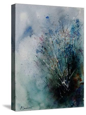 Watercolor 2554-Pol Ledent-Stretched Canvas Print