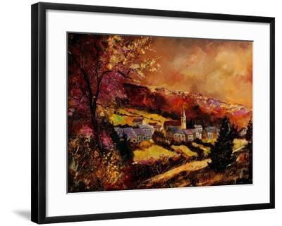 Vencimont Fall Colors 68-Pol Ledent-Framed Art Print