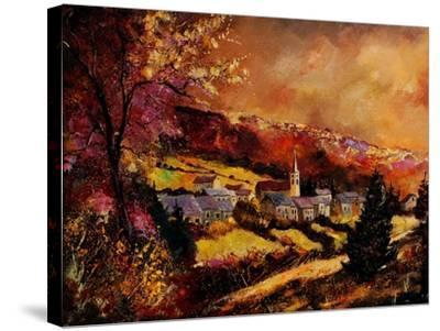 Vencimont Fall Colors 68-Pol Ledent-Stretched Canvas Print