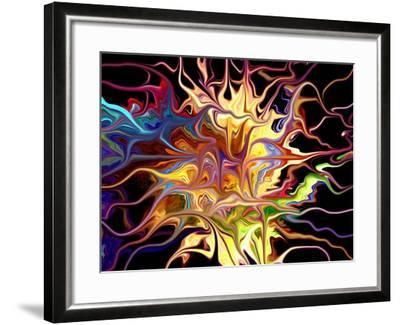 Blast-Ruth Palmer-Framed Art Print