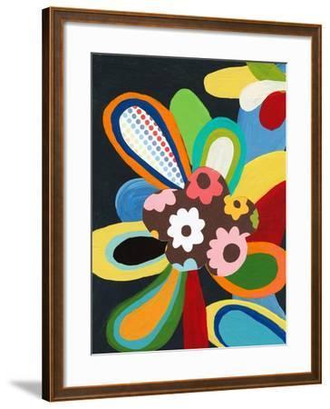 Power Pop Three-Jan Weiss-Framed Art Print