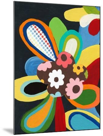 Power Pop Three-Jan Weiss-Mounted Art Print