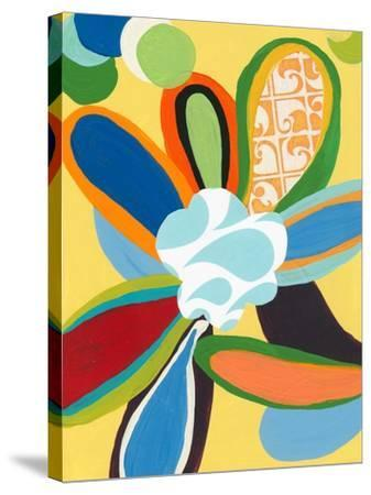 Power Pop One-Jan Weiss-Stretched Canvas Print