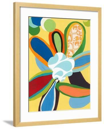 Power Pop One-Jan Weiss-Framed Art Print