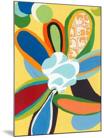 Power Pop One-Jan Weiss-Mounted Art Print