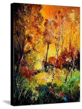 Burning 562111-Pol Ledent-Stretched Canvas Print