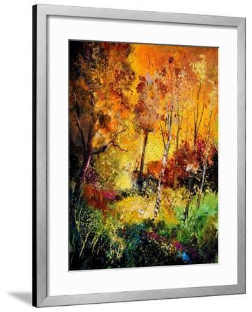 Burning 562111-Pol Ledent-Framed Art Print
