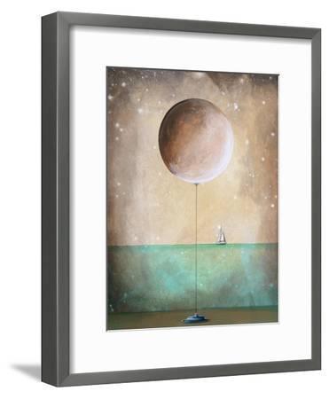 High Tide-Cindy Thornton-Framed Art Print