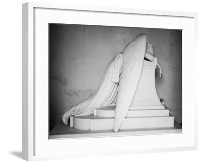 Weeping Angel-John Gusky-Framed Photographic Print