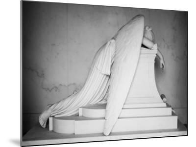 Weeping Angel-John Gusky-Mounted Photographic Print