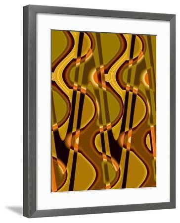 Bridging The Gap 1-Ruth Palmer-Framed Art Print