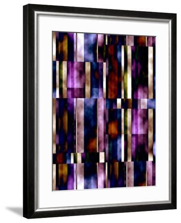 Jewel Intermix 1-Ruth Palmer-Framed Art Print