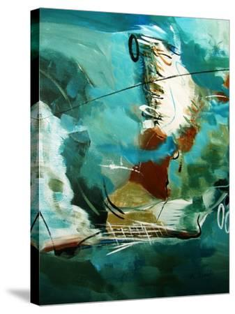 Over Land And Sea-Ruth Palmer-Stretched Canvas Print