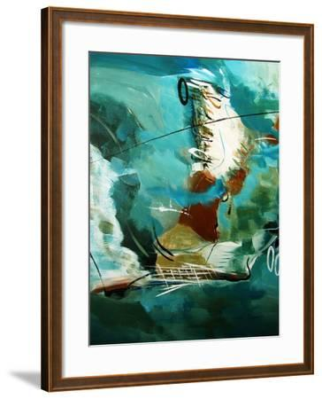 Over Land And Sea-Ruth Palmer-Framed Art Print