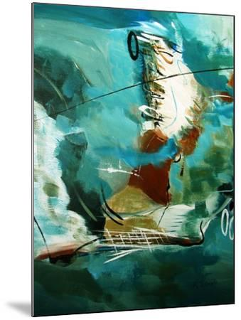 Over Land And Sea-Ruth Palmer-Mounted Art Print