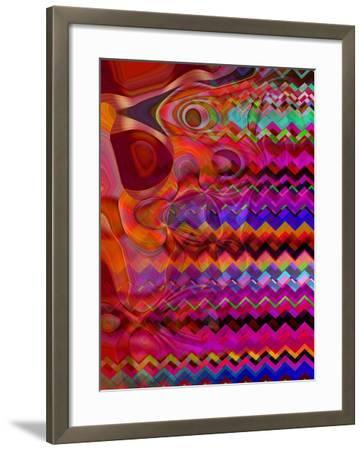 Metamorphosis-Ruth Palmer-Framed Art Print