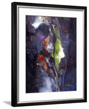 Irreconcilable Differences-Ruth Palmer-Framed Art Print