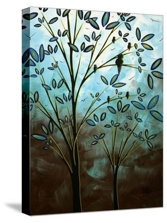 Bird House-Megan Aroon Duncanson-Stretched Canvas Print
