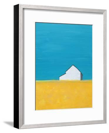 It's A Barn-Jan Weiss-Framed Art Print